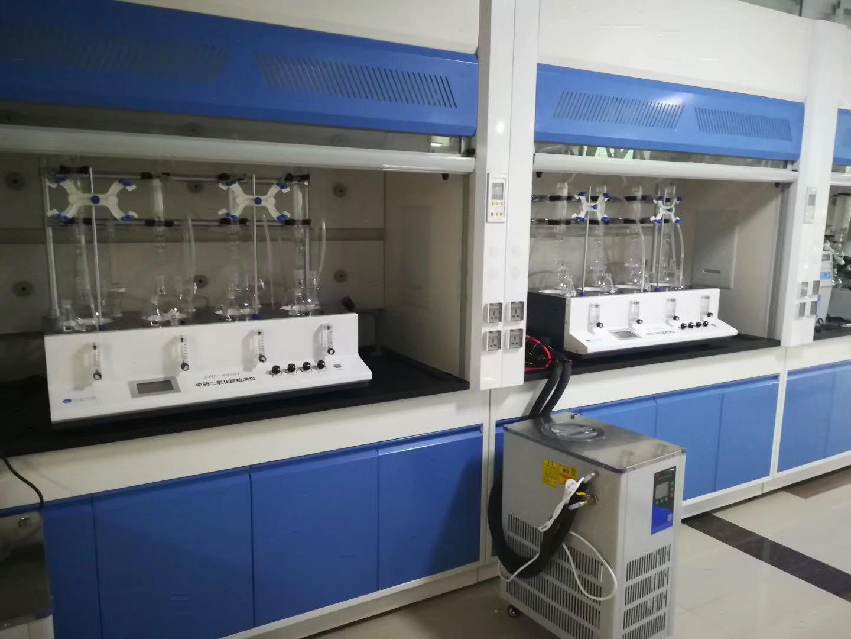 ZSO2-3000A三聯二氧化硫檢定儀