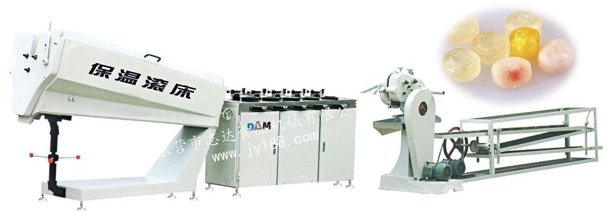 DA-600硬糖生产线