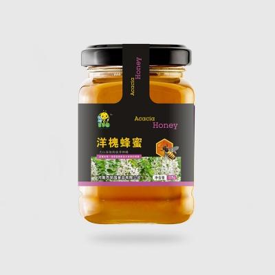 百早园-蜂蜜标签