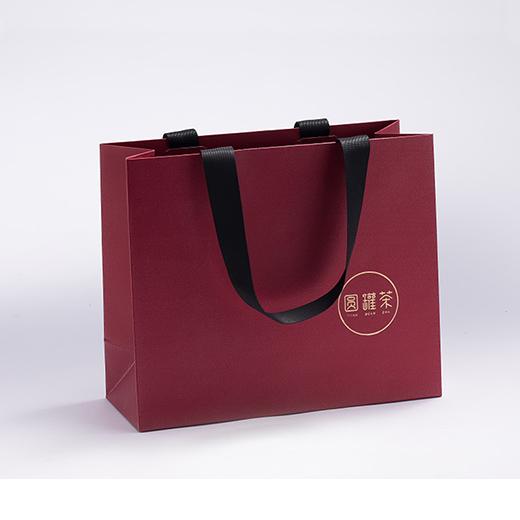 高档茶叶手提袋设计