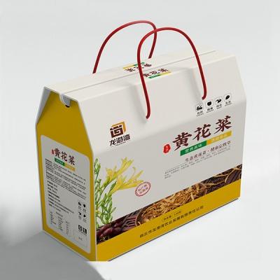黄花菜包装