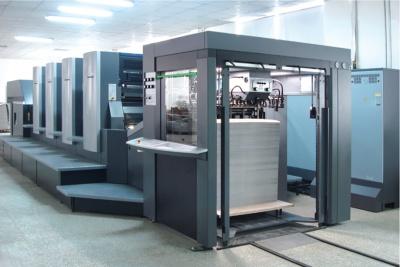 进口印刷设备