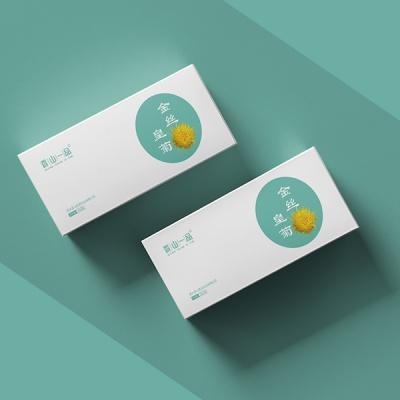 香山一品-金丝皇菊包装盒