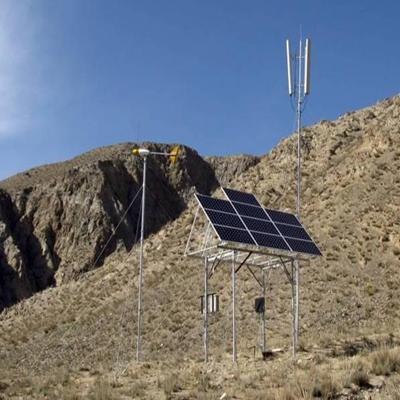 西藏1.4KW 通訊用光伏發電系統