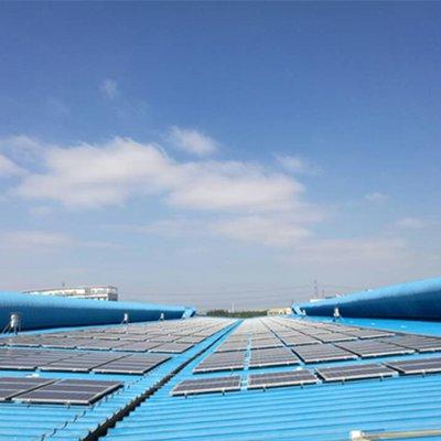 東莞美盈森集團3.6兆瓦分布式電站項目1