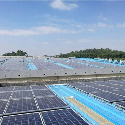 東莞美盈森集團3.6兆瓦分布式電站項目2