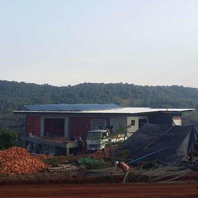 柬埔寨光伏項目3