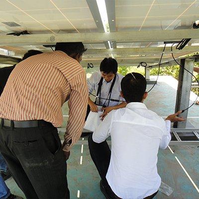孟加拉光伏項目1