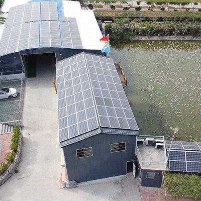 廣州南沙成豐生態農場光伏項目