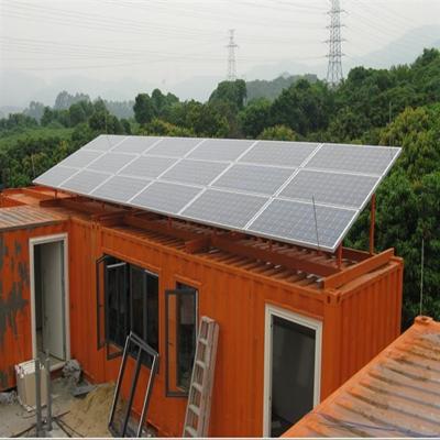 深圳市松崗老虎坑4.5WK 離網發電系統