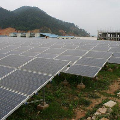 東莞東城1.18兆瓦分布式電站項目1