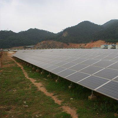 東莞東城1.18兆瓦分布式電站項目2