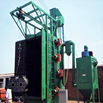 Q37 hook shot blasting machine