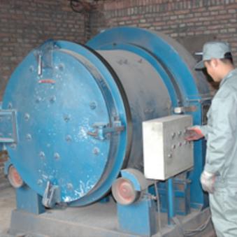 Q31 series drum type shot blasting machine