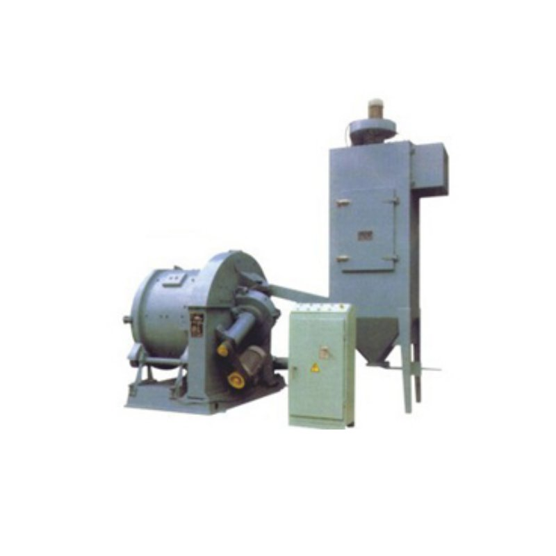 Q31 series drum type shot blasting machine