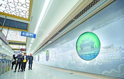 武汉地铁8号线梨园站