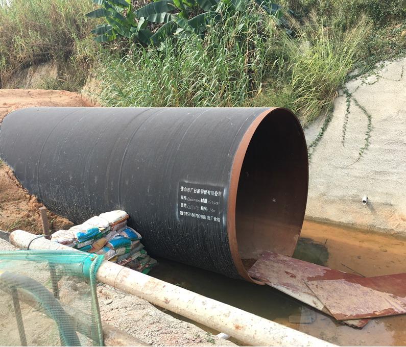 建設鐵崗•長流陂支線供水工程(一期)3