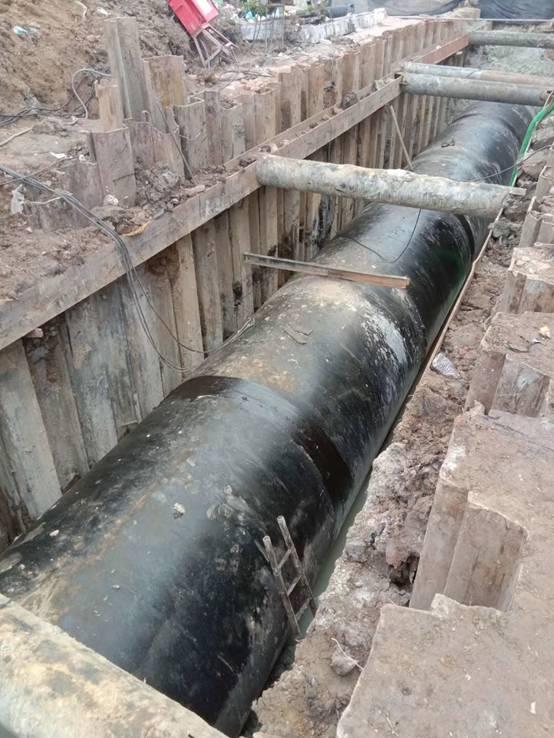 建設鐵崗•長流陂支線供水工程(一期)5