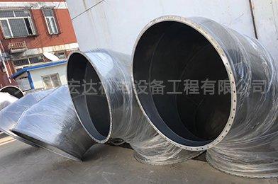不锈钢风管案例