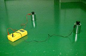 防靜電環氧地坪