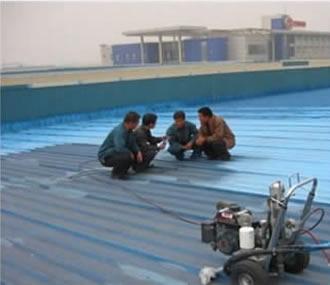 工廠各種外墻及屋面設計翻新