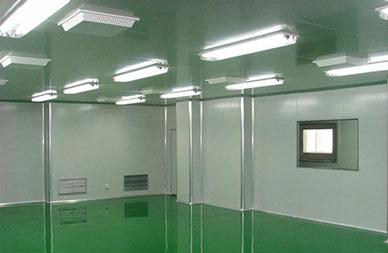 萬級鍍膜無塵室