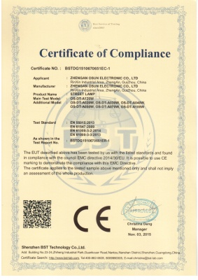 certificate of compliance01