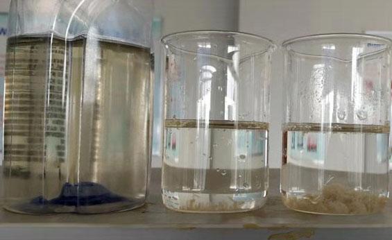 印染污水脱色回用方案