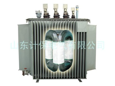 S13 (11)-M.RL Type Triangle Stereo Wound Iron Core Omni-sealed Power Transformer