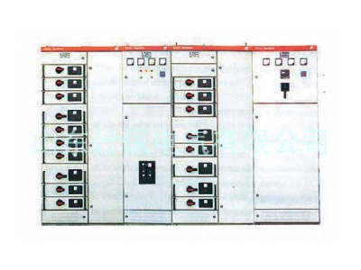 GCS LV 400V Draw-out Type Distribution Switchgear panel in Electrical Power Supply
