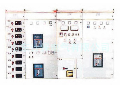 GCK 400v electrical lv distribution panel
