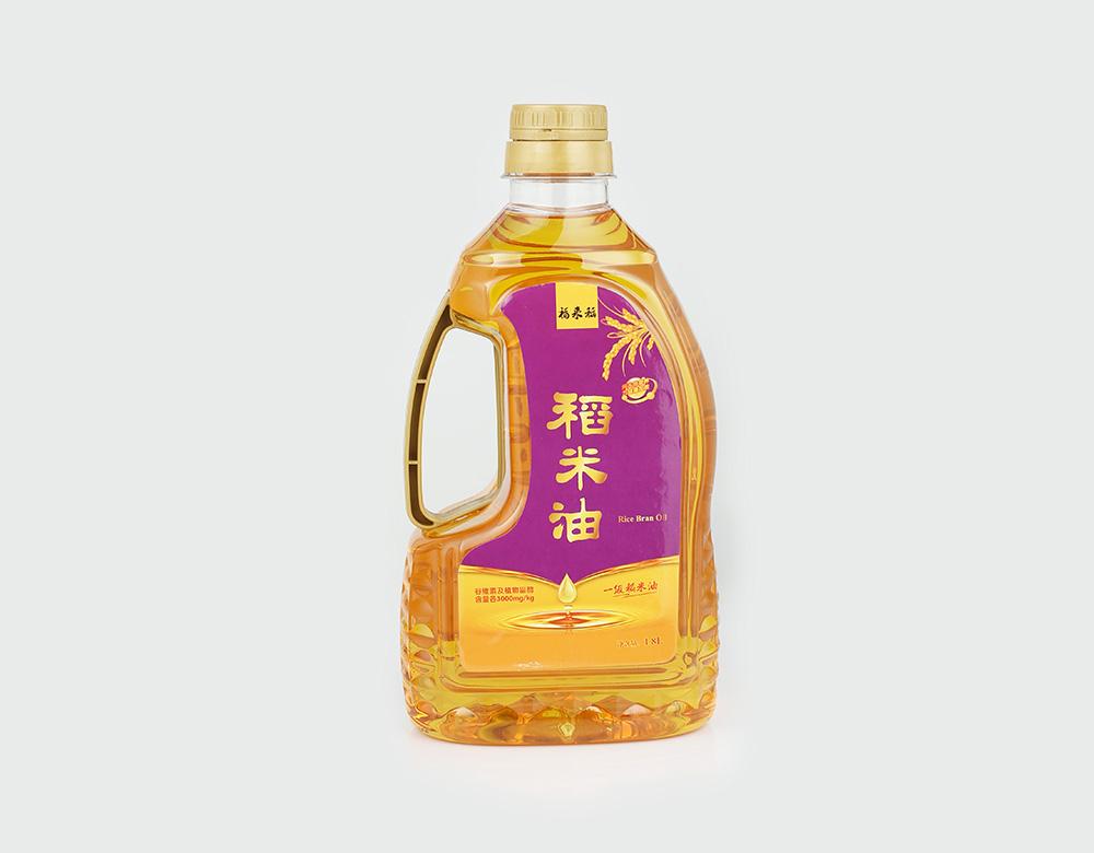 福来稻稻米油