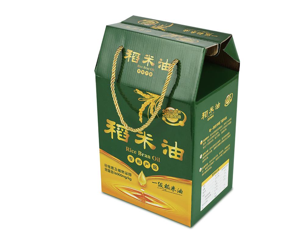 吉祥稻稻米油