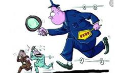 共青城國稅局配發執法記錄儀 推進陽光執法