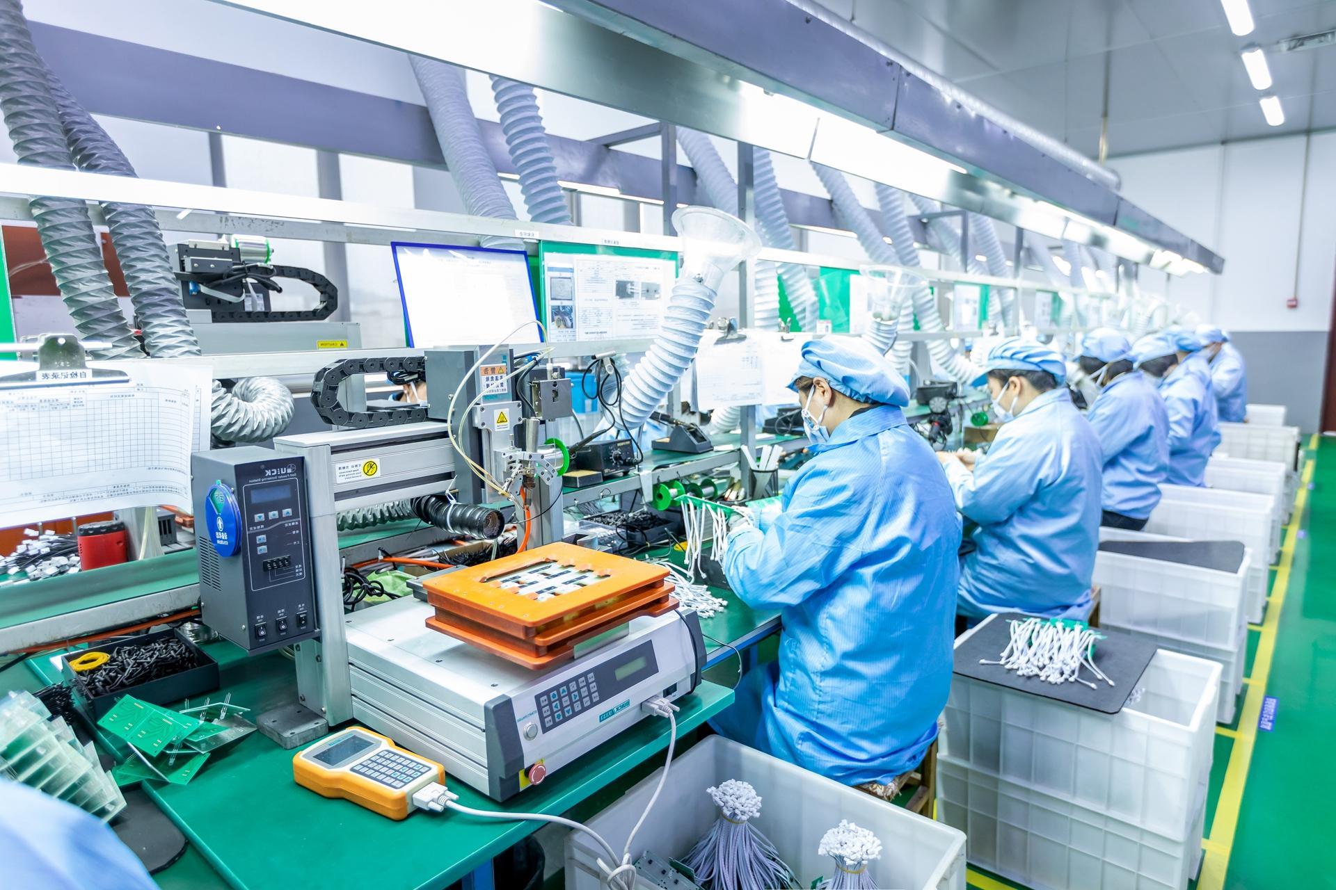 工業一體機智能定制產線顯示改造解決方案