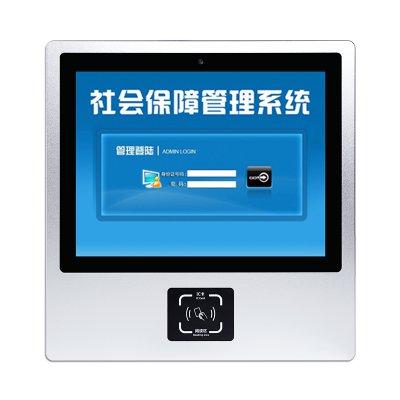 17寸刷卡款一體機(電腦) SG170-BGCM