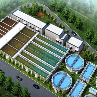 河南京宝130万吨焦化厂废水处理站