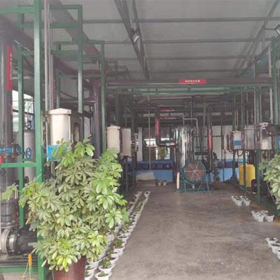 焦化废水处理泵房