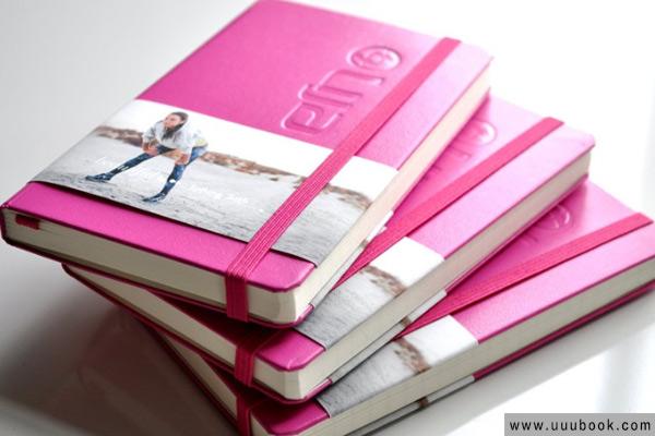 重慶皮面皮革筆記本禮品商務記事本定制定做廠家設計公司的流程步驟