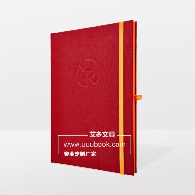 布面筆記本
