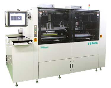 SBP696 芯片/晶圓植球機