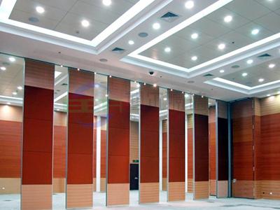 移动隔墙应用-办公场所 家具生活 酒店 剧场 礼堂