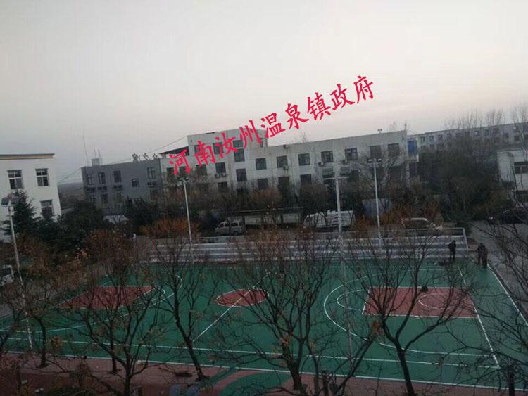 河南汝州温泉镇政府