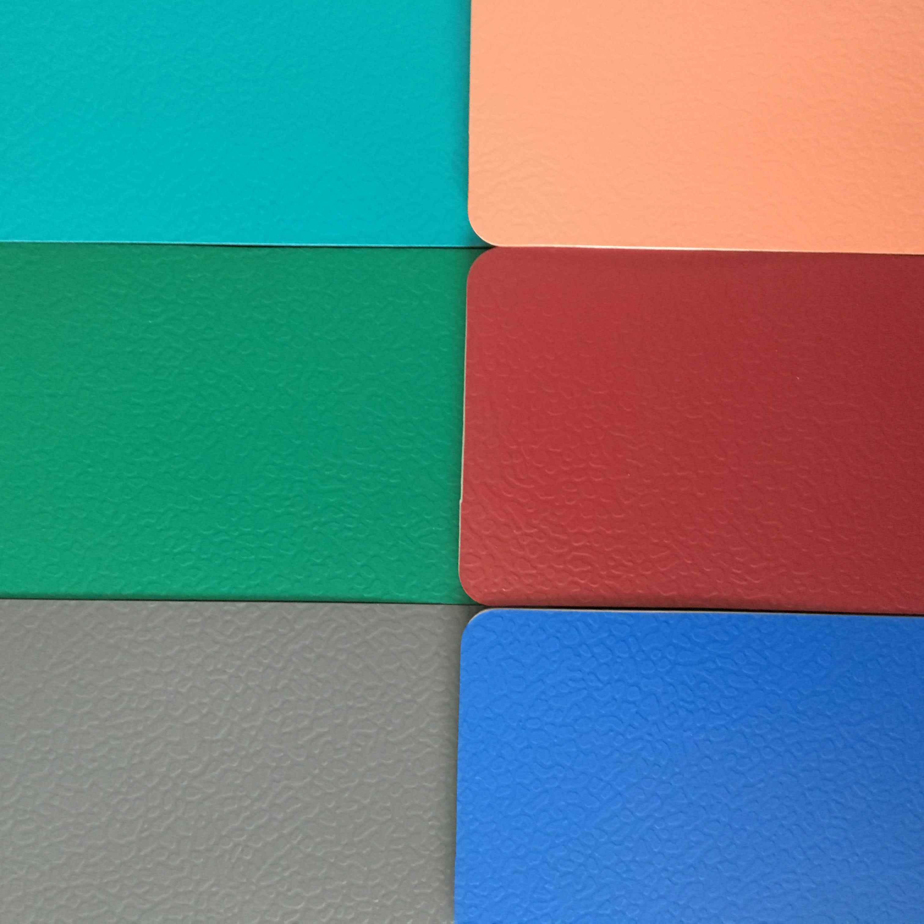 宝石纹4.5mm羽毛球地胶乒乓球运动地板胶健身房塑胶板PVC地垫多色