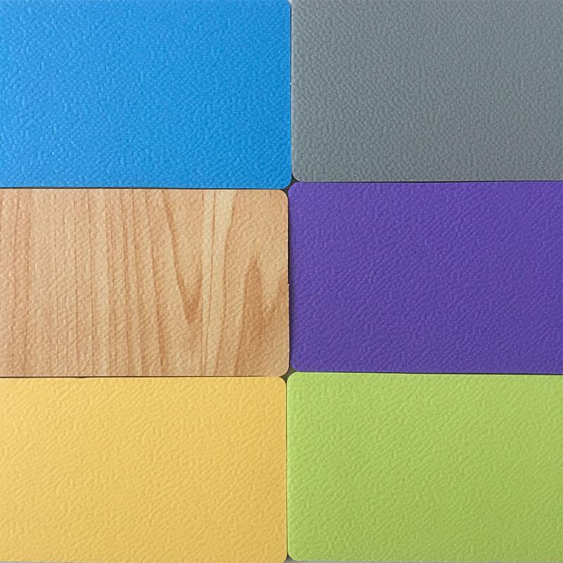 小米纹4.0mm健身房运动地胶乒乓球室内PVC塑胶地板舞蹈房防滑木纹