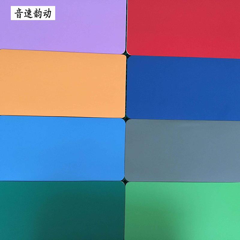 室内4.0mm平纹幼儿园地胶舞蹈室地板PVC耐磨塑胶早教健身环保地垫