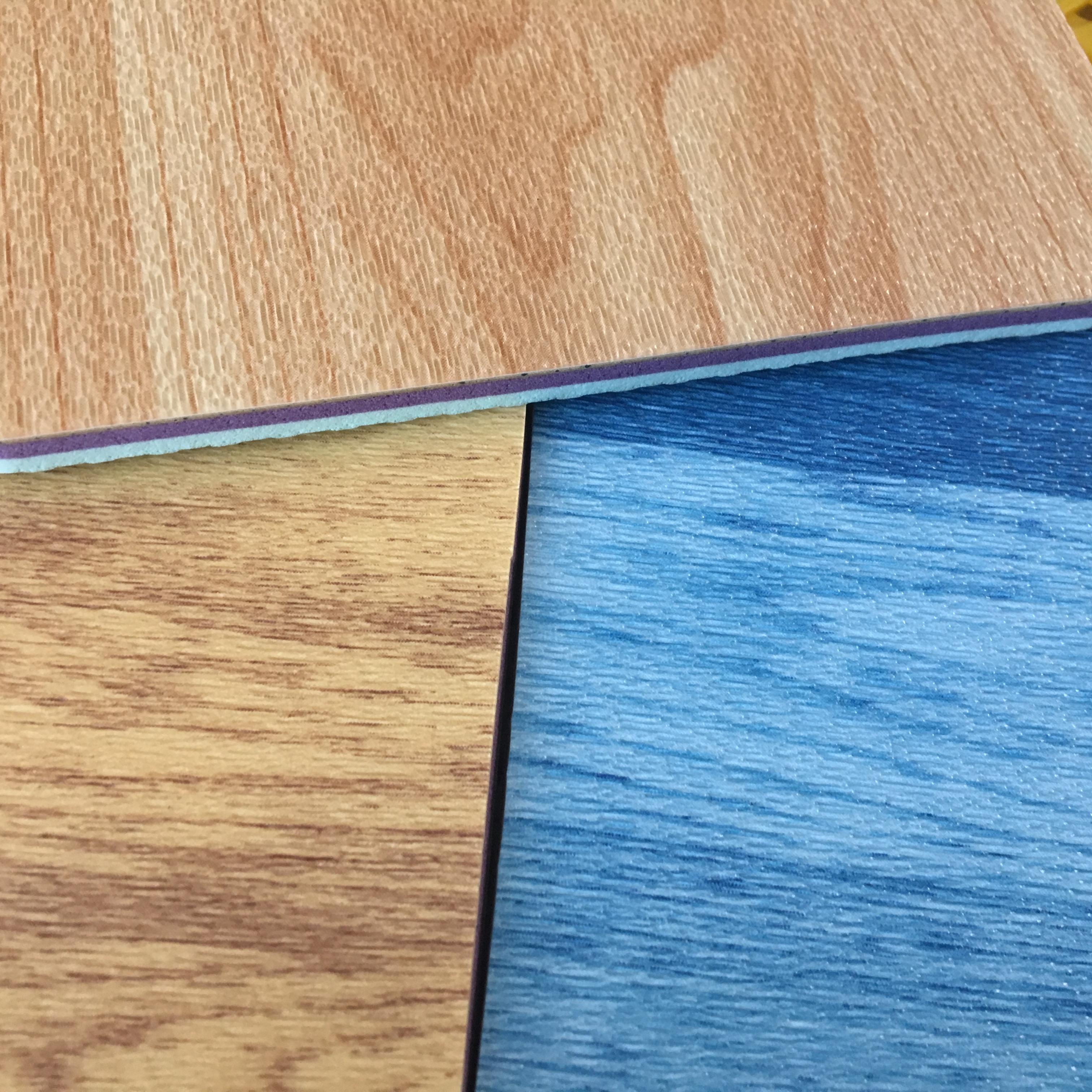 加厚木纹6.0mm/7.0mm/8.0mm室内篮球场场地PVC地胶塑胶运动地板专业地垫枫木纹