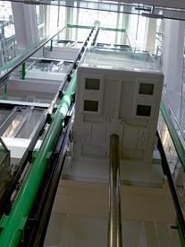 FABREEKA减震产品在电梯的...