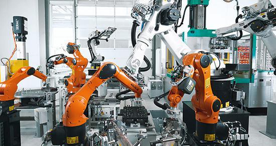 机器人百科