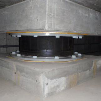 橡膠隔振墊與橡膠減振器的區別Difference between rubber vibration isolation pad and rubber shock absorber